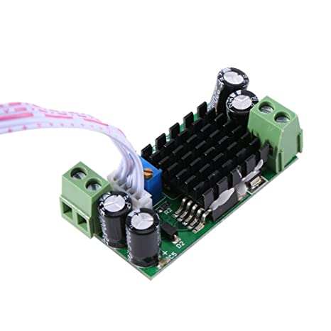 3pcs Dc 10-60v 20a 1200w Pwm Motor Speed Control Module Computers/tablets & Networking Parts & Accessories