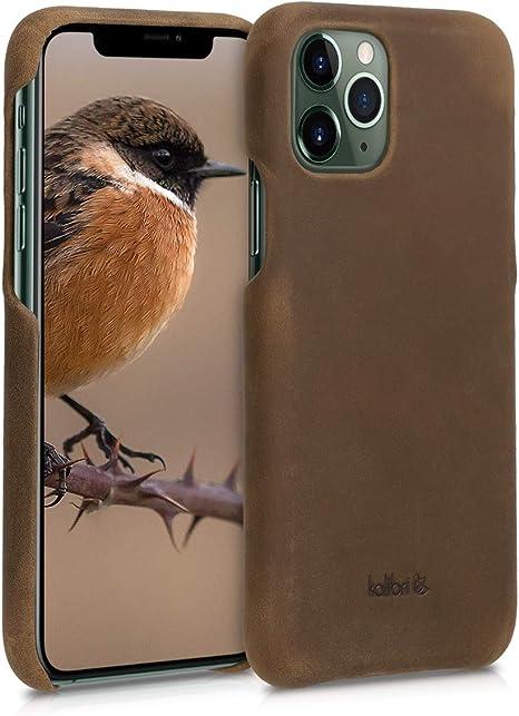 APPLE - Cover Posteriore in Pelle per IPhone XS Max Colore Marrone
