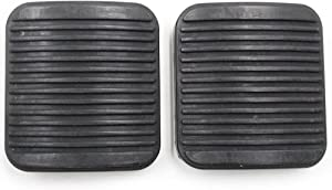 koauto 2 Brake or Clutch Pedal Pad 16753.03 For Jeep Wrangler YJ TJ Cherokee XJ 52002750