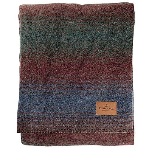 Pendleton Wool Clearwater Yakima Camp Blanket (Twin) (Yakima Wa Stores)