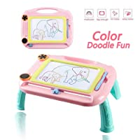 MAXZONE Drawing Doodle Board Kids Toys for 1-7 Years Old Girls Birthday Gifts, Toddler...