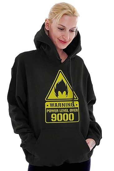Amazon.com: Warning Vegeta Power Level 9000 Super Alien ...
