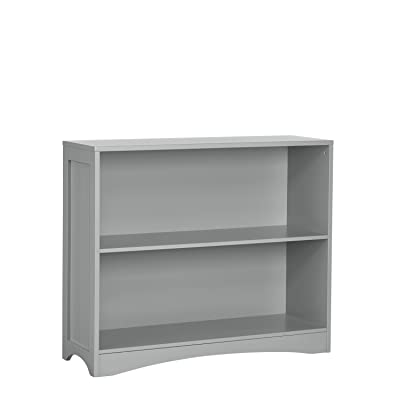RiverRidge 02-148 Horizontal Bookcase, Gray: Home & Kitchen