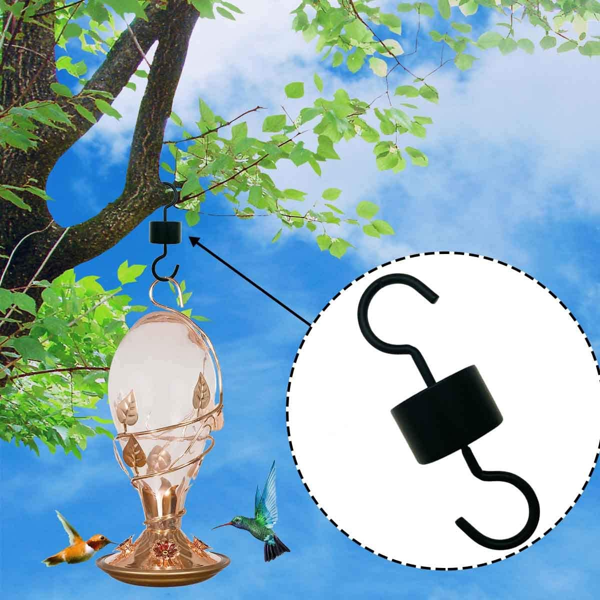 Ant Moat for Hummingbird Feeder 3 Ant Moats and 3 Brushes,Authentic Trap Gets Rid of Ants Fast /& 100/% Safe and All Natural for Your Nectar Feeder 3 Pack Hummingbird Feeders Accessory