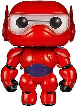 Unisex-Adultos - Funko - Big Hero 6 - Funko Pop: Amazon.es: Juguetes y juegos