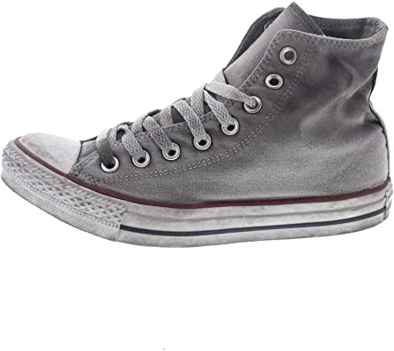 converse smoked grise