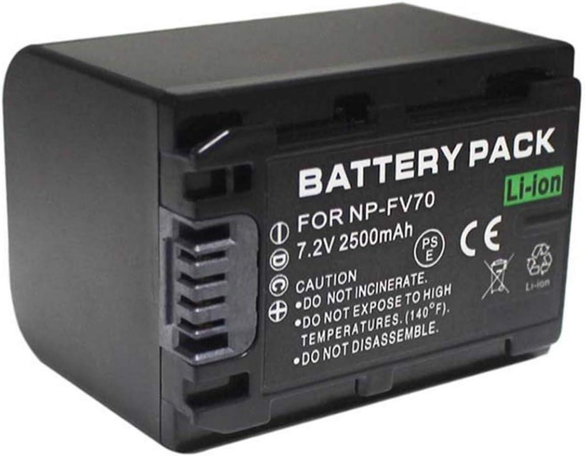HDR-PJ340 Handycam Camcorder HDR-PJ330 Battery Pack for Sony HDR-PJ320