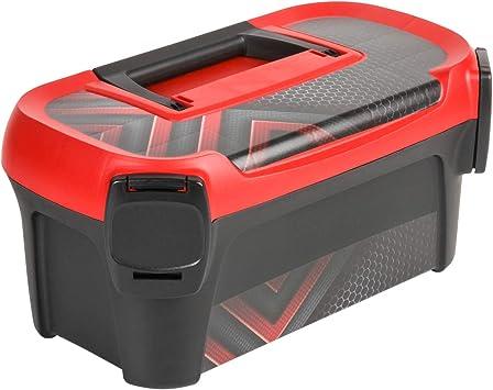 NML320 - Caja de herramientas de plástico P2: Amazon.es: Bricolaje ...
