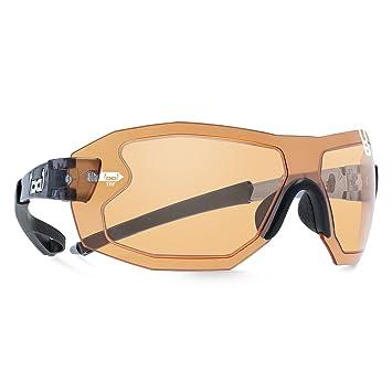 gloryfy unbreakable eyewear Sonnenbrille G9 XTR Helioz Stratos fogless, Anthracite