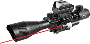 6 Best Rifle Scope Under 150 Reviews (Updated 2021) 2