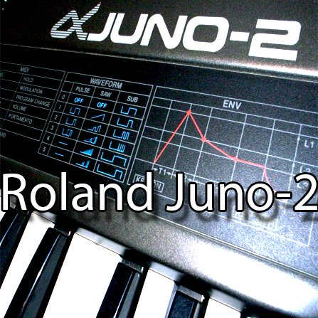 ROLAND JUNO-2 Huge Sound Library & Editors on CD by SoundLoad
