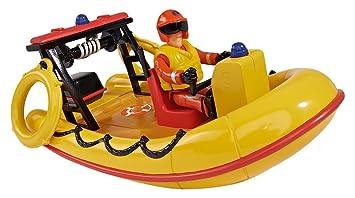 Smoby 109251660002n sam le pompier océan bateau neptune 1