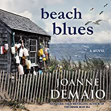 Beach Blues Audiobook by Joanne DeMaio Narrated by Nick Cracknell