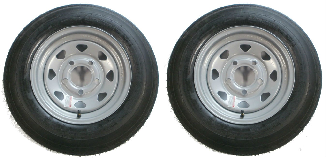 5.3 X 12 TRITON CLASS C ECO TRAIL SNOWMOBILE TRAILER TIRE - Pair by Triton