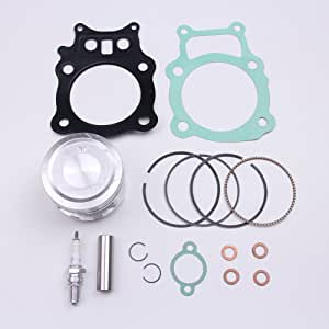 Honda Rancher Trx350 TRX 350 Cylinder Piston Rings Gasket Kit Set 2000-2006