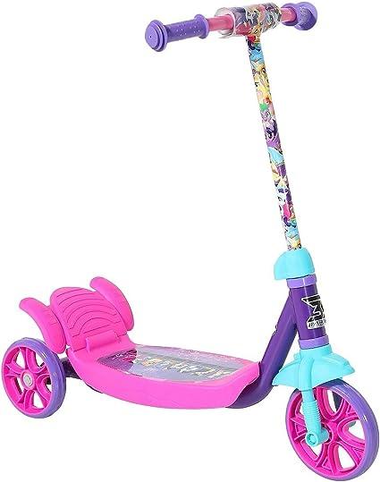 Amazon.com: my little pony – Patinete de 3 ruedas, color ...