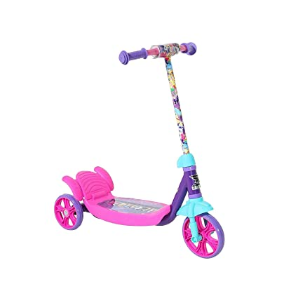 Amazon.com: my little pony – Patinete de 3 ruedas, color ...