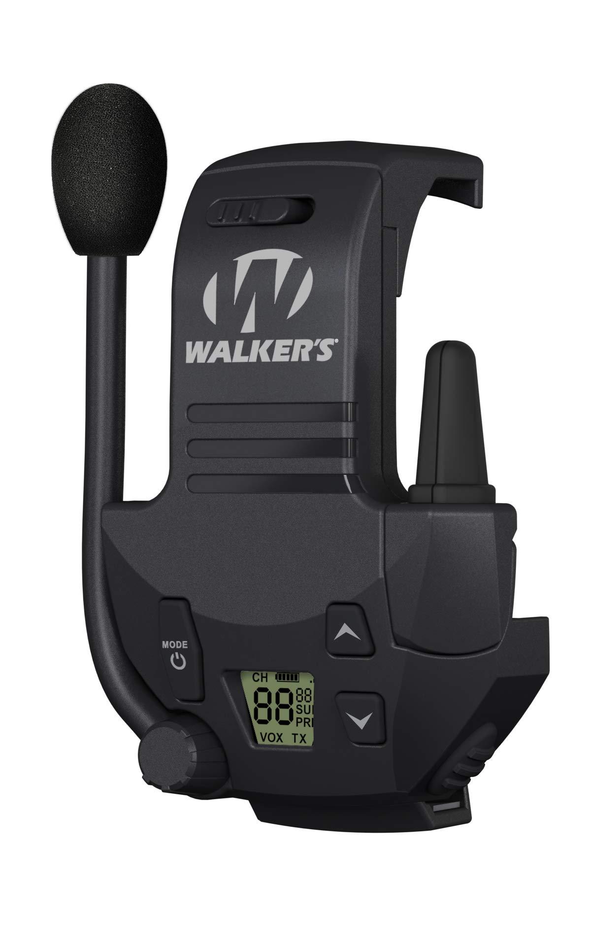 Walker's Razor Walkie Talkie Handsfree Communication up to 3 Miles by Walker's Game Ear