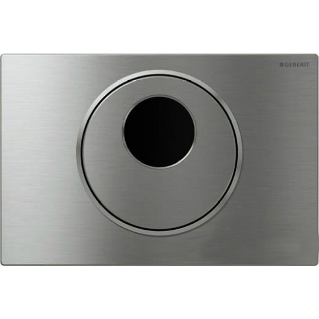 Geberit 115.891.SN.5 Sigma10 DC Hands Free Flush Plate, Stainless Steel
