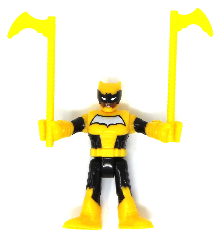 Imaginext DC Super Friends Series 6 Duke Thomas 2.5 Figure Mattel Inc.