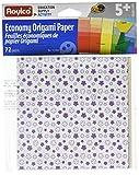 """Roylco Economy Origami Craft Paper, 6"""" x 6"""""""