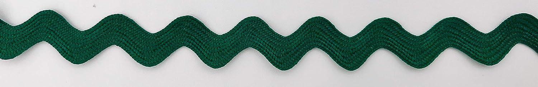 Trimplace Aqua 1//2 Middy RIC Rac 24 Yards