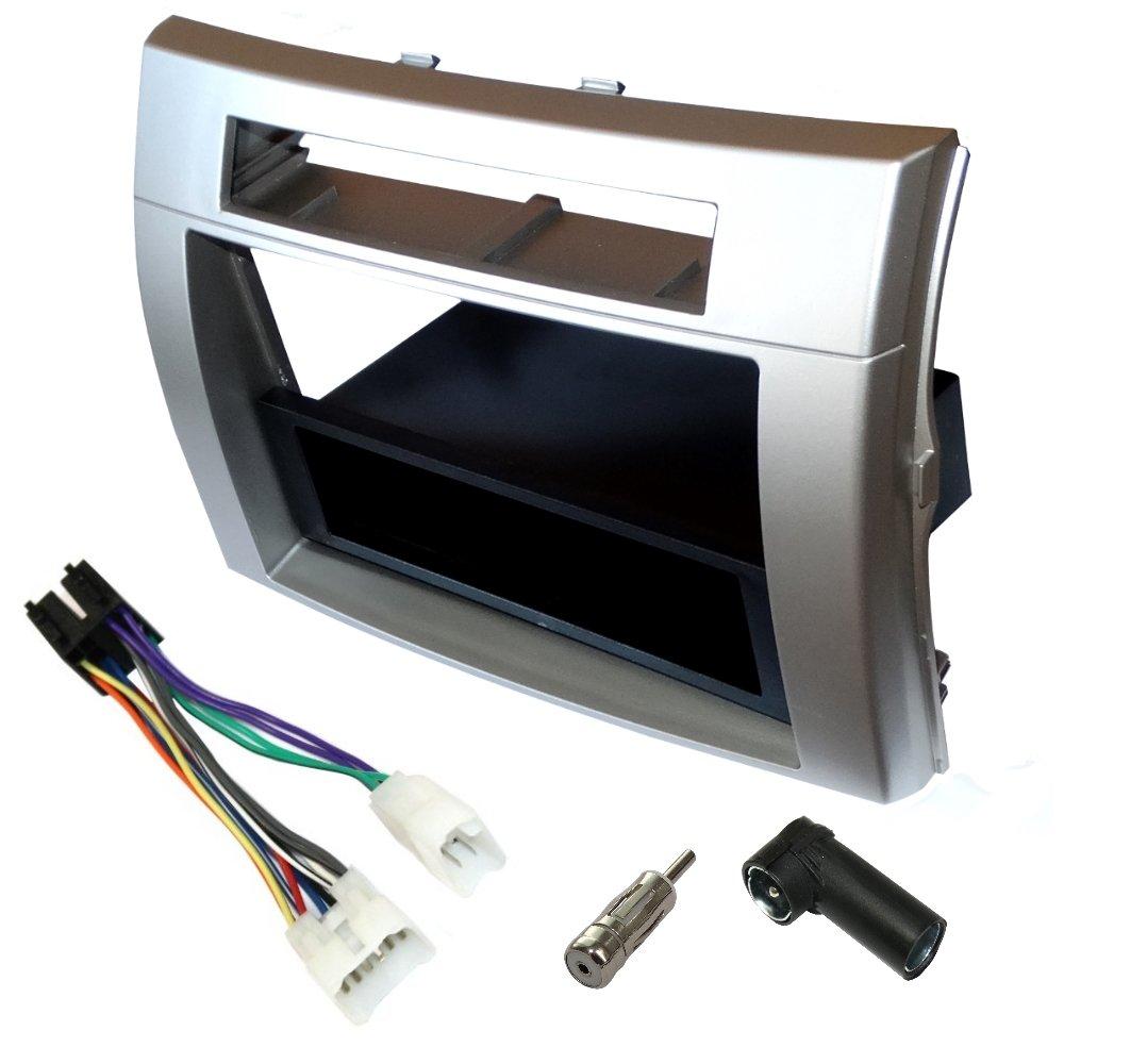 Kit adaptateurs autoradio cadre faisceaux K123 AERZETIX