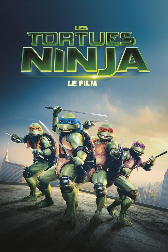 Amazon.com: Coffret les tortues ninja, 3 films : les tortues ...