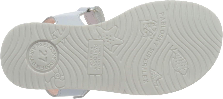 Pablosky Calzado de la Linea Stepeasy Sandales gar/çon