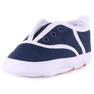 008ad814e Lacoste Rene Crib Clc Kids Textile Trainers Navy - Kids 3  Amazon.co.uk   Shoes   Bags
