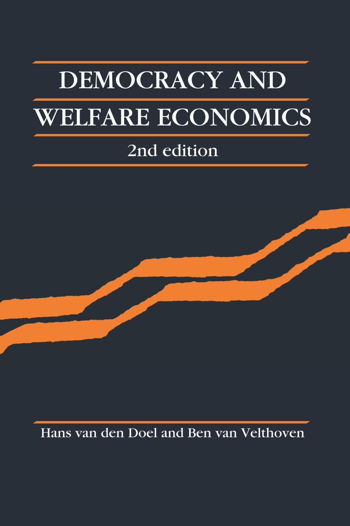 Download Democracy and Welfare Economics pdf