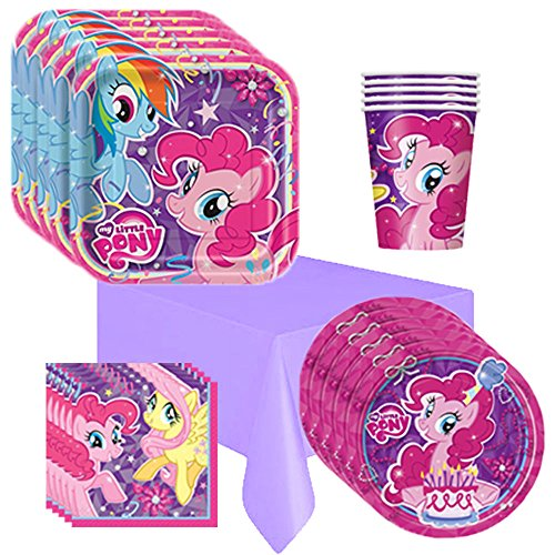 My Little Pony Birthday Party Supply Pack For