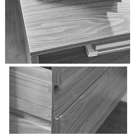Amazon.com: Carl Artbay - Estantería de madera con 2 ...