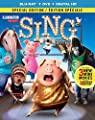 Sing [Blu-ray + DVD + Digital HD] (Bilingual)