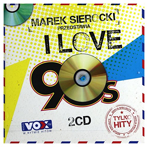 Double You - Snap! / C+c Music Factory / Londonbeat: Marek Sierocki Przedstawia: I Love 90