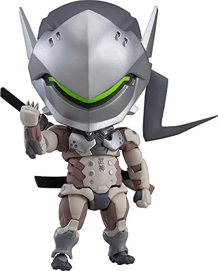 Overwatch Good Smile Company Nendoroid Genji Classic Skin Edition