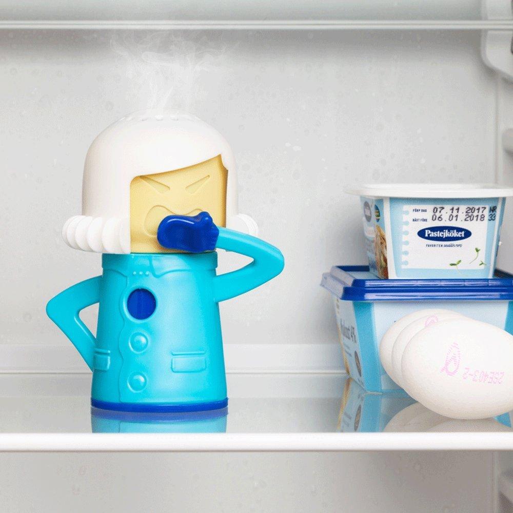 COOL MAMA ® - Desodoriza Refrigeradores SIN DETERGENTE: Amazon.es ...