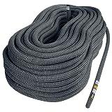 Singing Rock R44 NFPA Static Rope (10.5-mm x 200-Feet, Black)