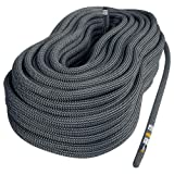 Singing Rock R44 NFPA Static Rope (11-mm x 200-Feet, Black)