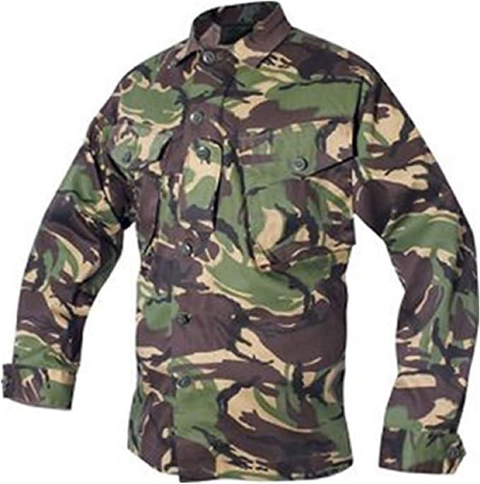 Enfants Armée T-Shirt DPM Camouflage Britannique Camouflage Militaire Cadet Coton Garçons Filles