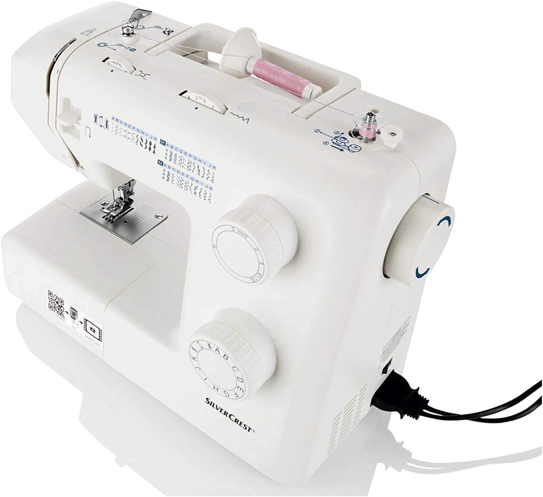 Unbekannt Silvercrest SNM33B2 - Máquina de Coser (33 Funciones ...