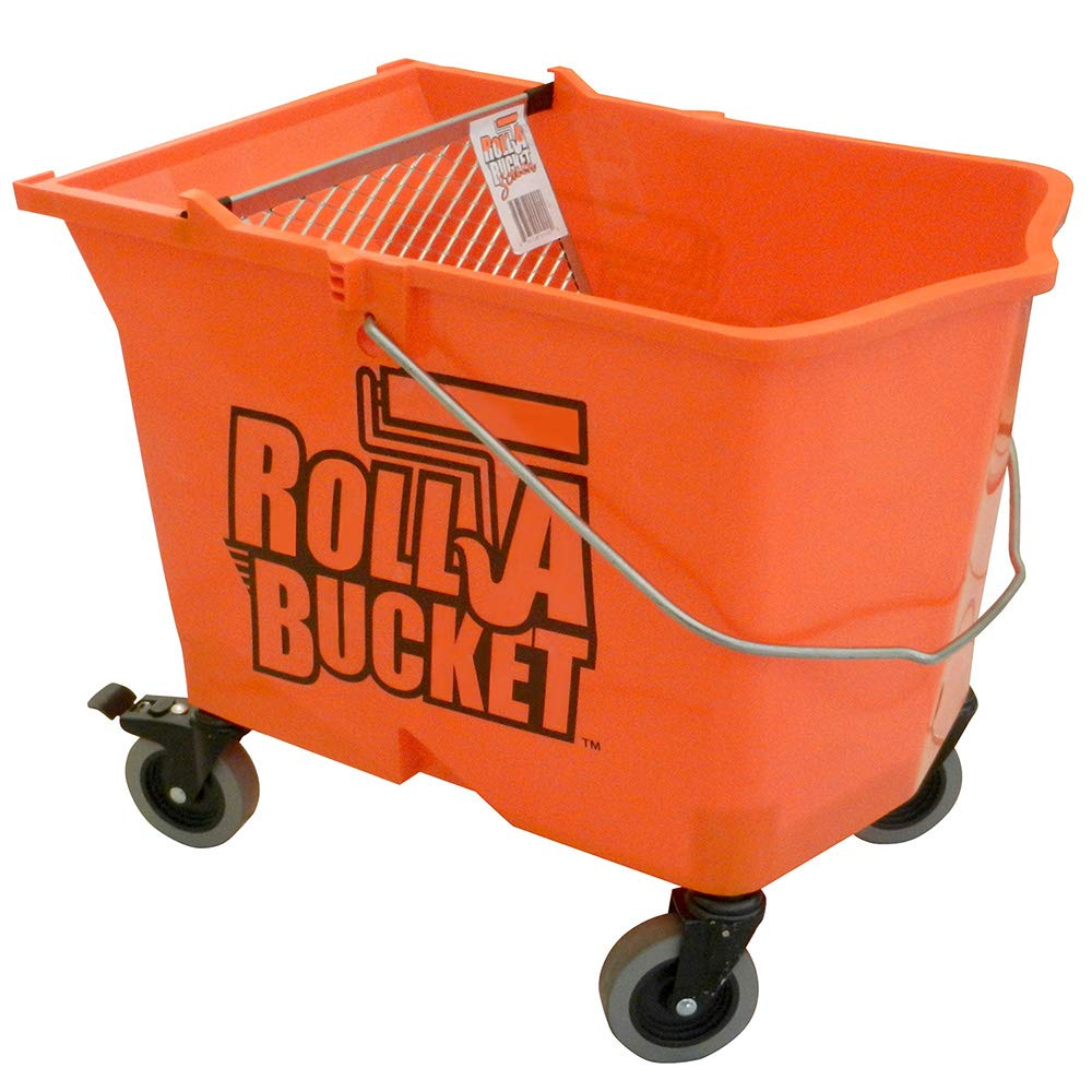 Zorr Corp RBC-323 Roll A Bucket, Orange by The Easy Way To Paint