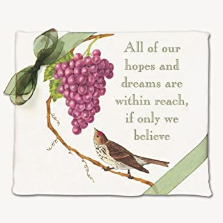product image for Alice's Cottage AC34432 Bird with Grapes Flour Sack Towel (Set of 2)