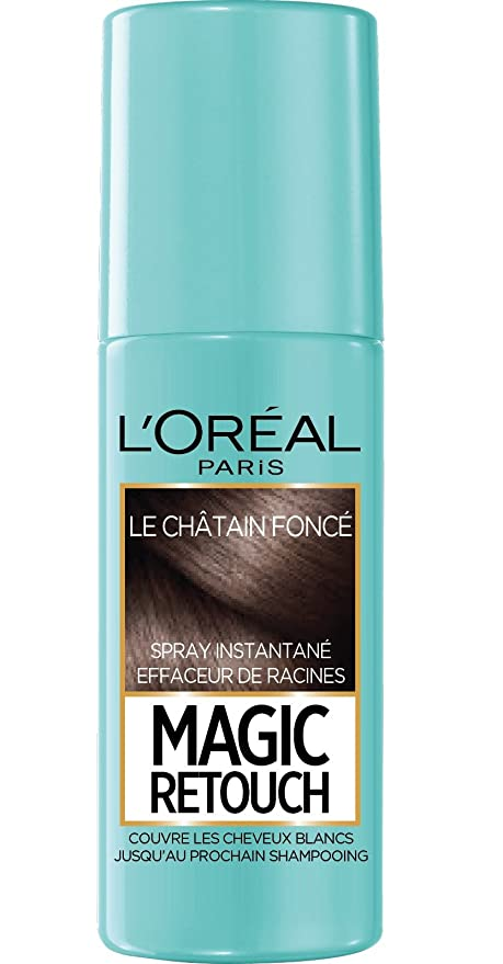 spray pour colorer cheveux