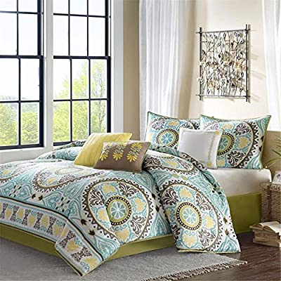 Madison Park MP10-441 Samara Comforter Set -  - comforter-sets, bedroom-sheets-comforters, bedroom - 617xZ3K0seL. SS400  -