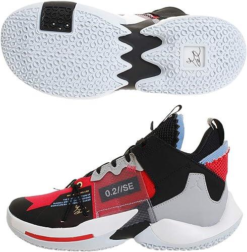 descuento especial precio baratas 60% de liquidación Amazon.com | Nike Jordan Why Not Zer0.2 Se (gs) Kids Big Kids ...