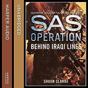Behind Iraqi Lines (SAS Operation) Hörbuch