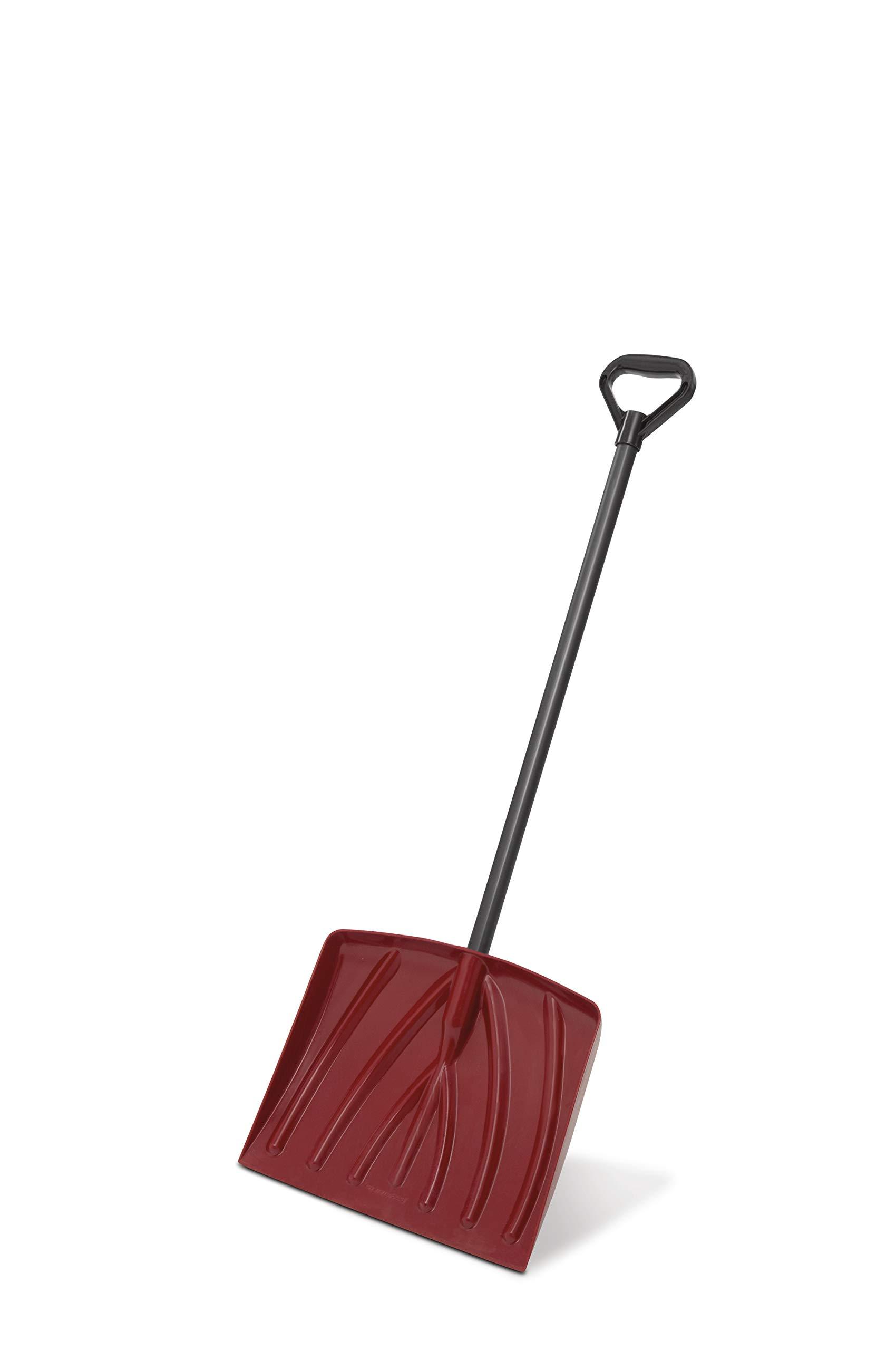 Suncast SK4000 12-Inch Kids Snow Shovel With 34-Inch Resin Handle by Suncast