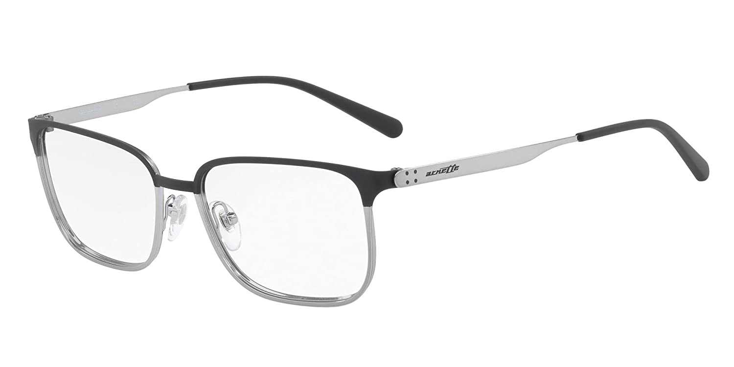 Arnette Sunglasses Model AN6114 Silver Black