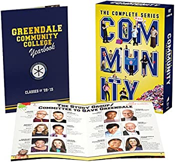 Community The Complete Series on DVD